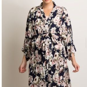 NWT PinkBlush Robe